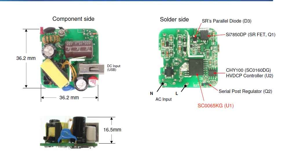 SC1271K , Charger quick charge/InnoSwitch CH Free Shipping.BOM ...