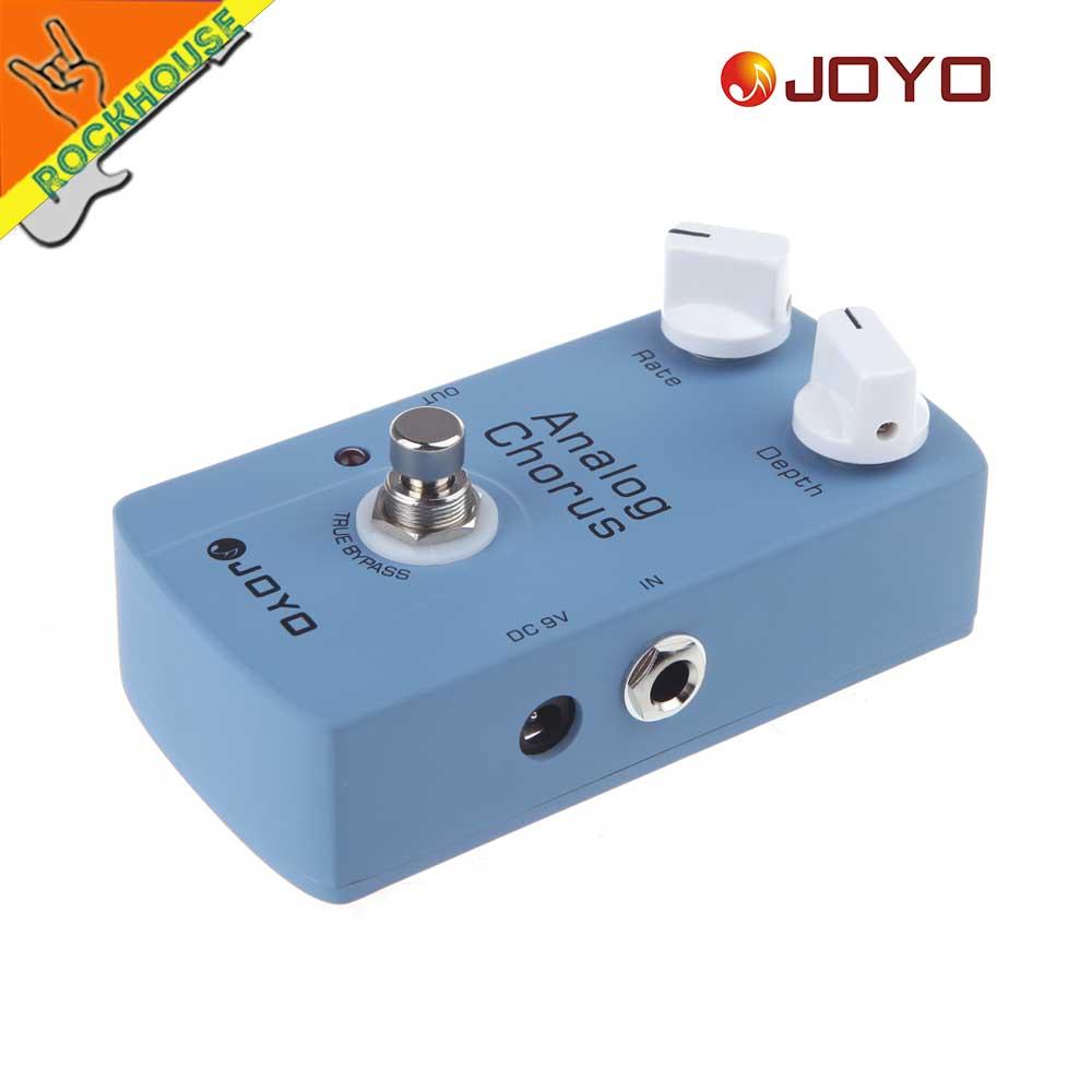 JOYO Analoog refrein Gitaareffecten Pedaal Klassiek refrein Stompbox - Muziekinstrumenten - Foto 2