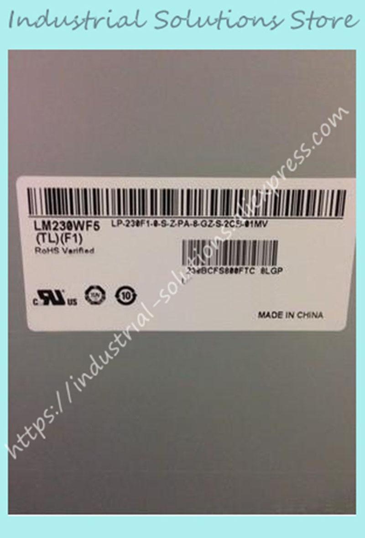 LM230WF5(TL)(F1) LM230WF5-TLF1 LCD panel 23 1920*1080 Display Screen Panel new 23 inches lm230wf5 tld1 1920 x1080 lm230wf5 tld1 lm230wf5tld1 tld2