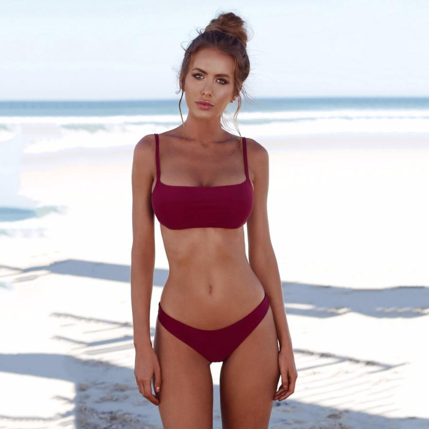 Summer Women Girls Sexy Solid Push up Bra underwear set All Cup Comfortable Bra+Underwear Set of tools High Quality P30
