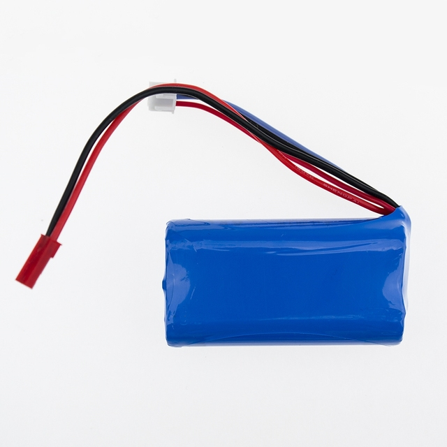 US/China plug charger 7.4V 1500Mah 18650 15C Li-ion Battery Parts For MJX T40 T40C F39 F49 T39 Syma 822 RC Helicopter Wholesale