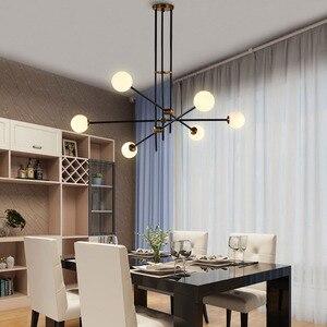 Image 3 - Modern Nordic Pendant Lights hanglampen voor eetkamer Douille G9 LED Lamp Light Bulb
