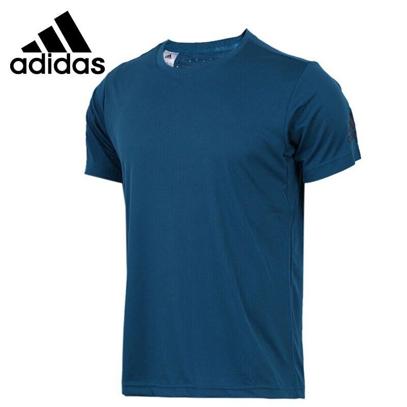 Original New Arrival Adidas FREELIFT Men s T shirts short sleeve Sportswear