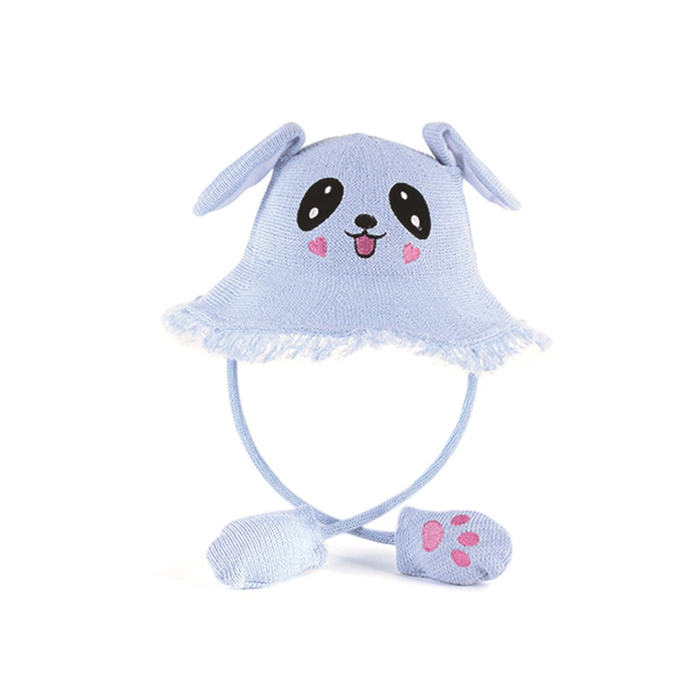 Cute Dress Up Rabbit Ears Hat Airbag One Pinch Will Pulse Move Up And Down Toy Doll Head Wear Birthday Christmas Gift For Kids in Gags Practical Jokes from Toys Hobbies