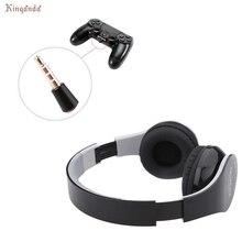 ДАННЫЕ новая! Лучшие kinganda беспроводной Bluetooth гарнитуры стерео наушники с приемник USB для PS4 игры PC доставка mar29