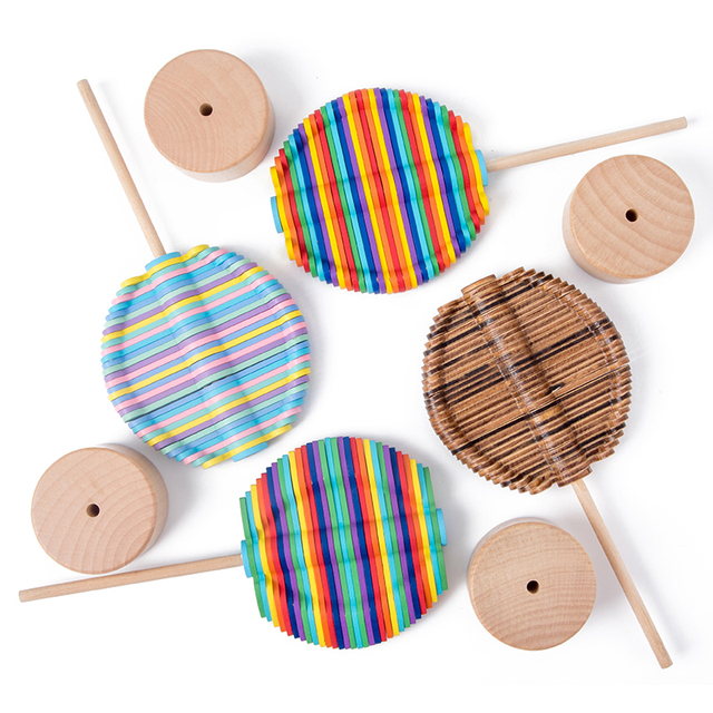 Wood-Leaves-Spinning-Lollipop-Rotary-Relief-Bar-Toys-Magic-Stress-Relief-Toy-for-Adults-Children-Gift