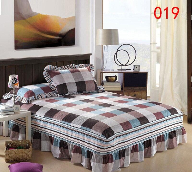 popular queen gray bedskirt buy cheap queen gray bedskirt lots from china queen gray bedskirt. Black Bedroom Furniture Sets. Home Design Ideas