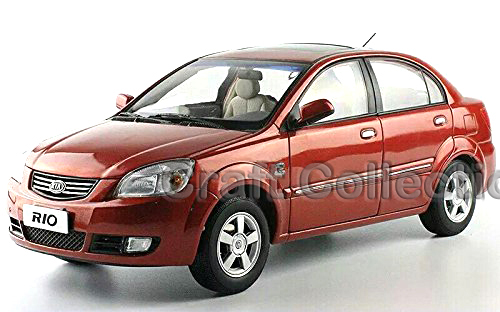 ФОТО * Red 1:18 KIA RIO Red Alloy Model Diecast Cars Toy Car Gifts Craft