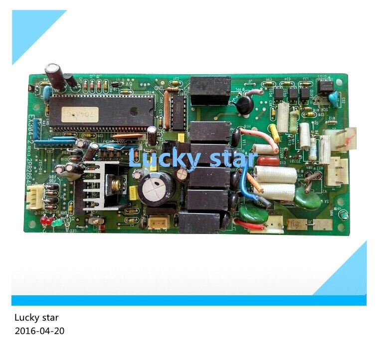 Подробнее о 95% new for Air conditioning computer board circuit board 2PB26545-1 EX304-2 FTY35FV1C good working 95% new good working for daikin air conditioning computer board 2pb26545 1 ex304 2 fty35fv1c control board