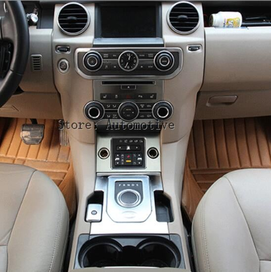For Land Rover LR4 Discovery 4 Inner Gear Shift Box Cover