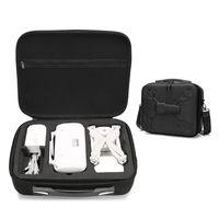 Portátil à prova dportable água saco de armazenamento caso de transporte mala com zíper para xiaomi x8se dispositivo acessórios|Bolsas p/ drone| |  -