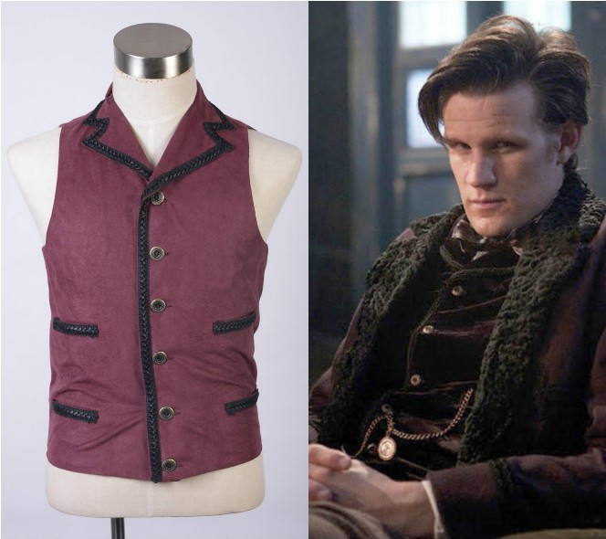 Who is Doctor Eleventh 11th Dr. Purple Waistcoat Vest Costume Men Clothes For Halloween-in Anime Costumes from Novelty u0026 Special Use on Aliexpress.com ...  sc 1 st  AliExpress.com & Who is Doctor Eleventh 11th Dr. Purple Waistcoat Vest Costume Men ...