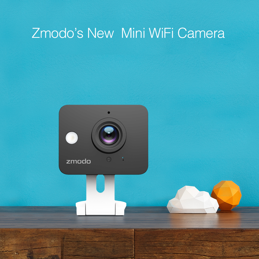 Zmodo 2015 new arrival 720P Color Sensor Home monitor IP Camera ...