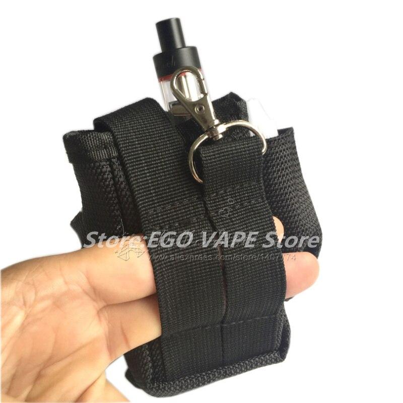 Accessoires de cigarettes électroniques poche à vapeur E Cig étui Double pont vapeur sac vape mod étui de transport pour boîte Mod kit pour vape