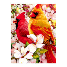 Sparrow bird Diamond Painting animal floral Round Full Drill 5D Nouveaute DIY Mosaic Embroidery Cross Stitch home decor gifts