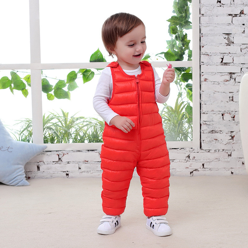 Autumn Winter Boy Girl Rompers Newborn Girl Jumpsuit Casual Thin Baby Rompers Boy Pants Layette Baby Clothes Kids Overalls
