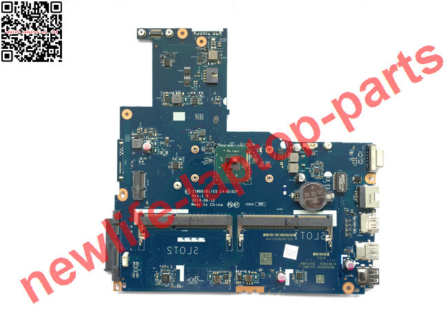 original for B50 30 Laptop font b Motherboard b font mainboard LA B102P N3540 CPU DDR3