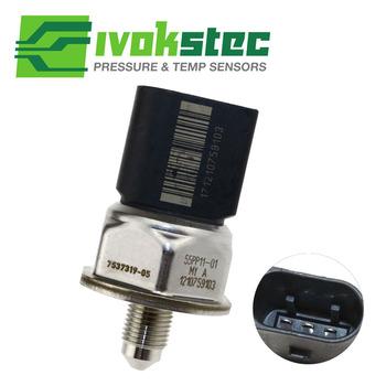 Oryginalne magistrala paliwowa regulator wysokiego ciśnienia czujnik dla bmw E82 E88 E21 E30 E36 E46 E90 E91 E92 E93 E12 E28 E34 E39 E60 E61 tanie i dobre opinie stainless steel 13537537319 7537319 55PP11-01 7537319-05 IVOK 2010-2015 Other Fuel Rail Pressure Sensor Dostawa paliwa i leczenia