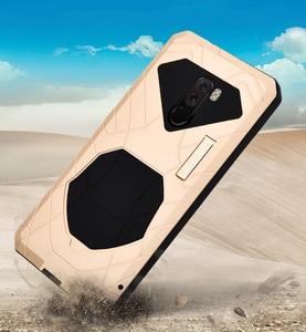 Image 5 - Original IMATCH quotidien étui étanche pour Xiaomi POCOPHONE F1 luxe métal Silicone couverture 360 Protection complète étuis de téléphone