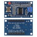 Модуль генератора сигналов AD9850 DDS 0-40 МГц, 2 синусоидальных и 2 квадратных фильтра низких частот, Кристальный осциллятор, тестовая плата обору...