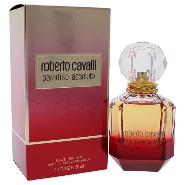 Roberto Cavalli W-8981 Paradiso Assoluto Eau De Parfum Spray for Women - 1.7 oz