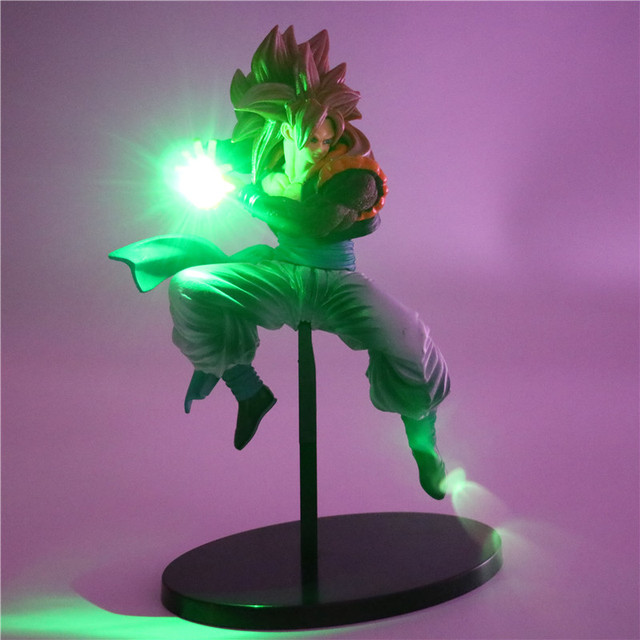 Gogeta Super Saiyan 4 w/ Light Figure (18CM)