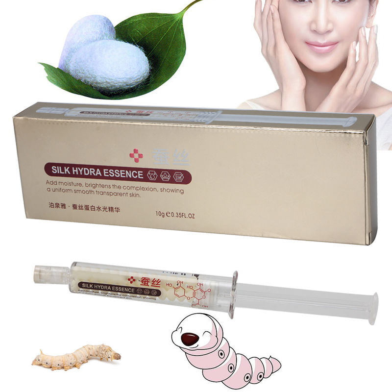 BIOAQUA Smear Type Water Needle Hydrating Essence Serum Facial Mask Shrink Pores Moisturizing Brighten Skin Color