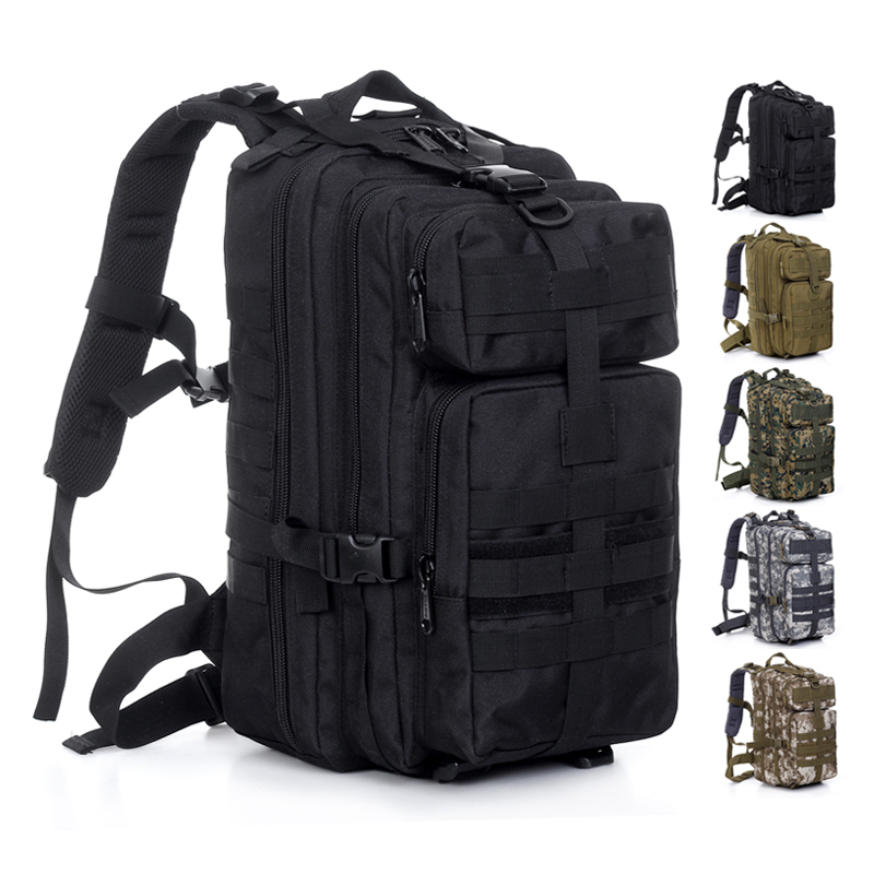 FREE SHIPPING Top Quality Backpack 3P Attack Tactical Backpack Waterproof Army Backpack 1000D