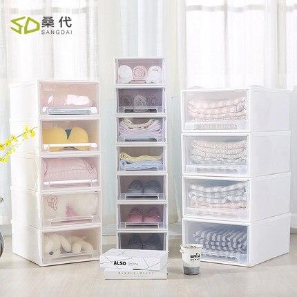 Aliexpress.com : Buy 1PCS plastic drawer cabinets,Drawer locker ...