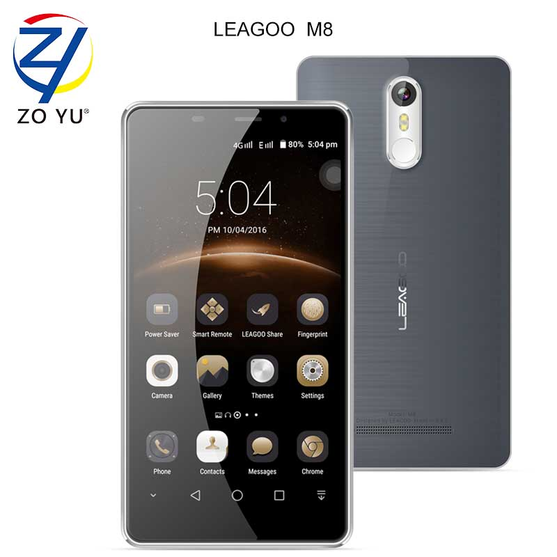 Leagoo M8 Smart phone 3G Android 6 0 Mobile phone 2G 16G Quad Core MTK6580 5