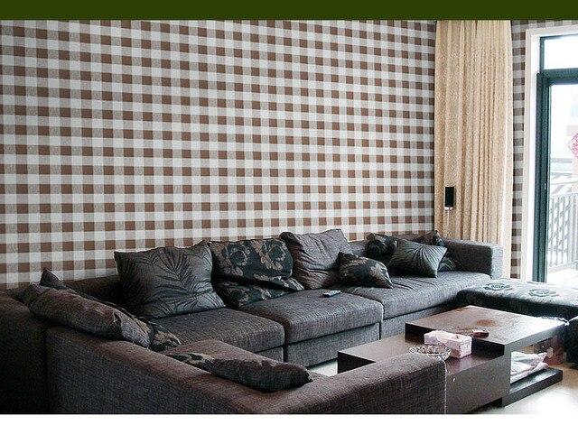 Artigianato tubo tessuto naturale texture carta da parati per sala