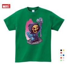 Selling The Avengers Cartoon Print Tee Tops For Boy Girls Clothing Super hero Children Funny lovely Kids T Shirt