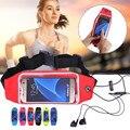 Para samsung galaxy a5 2016 correa de cintura deporte paquete bolsa para xiaomi redmi 4 pro auriculares xiaomi 5 correr bolso case para iphone 5s 6 7 6 s