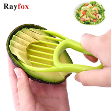 Fruit Peeler Cutter Knife Vegetable-Tools Avocado-Slicer Kitchen-Gadgets Shea-Corer Plastic