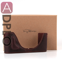 ADPLO 140094 , Case For Leica M P (Typ 240) Camera, Leather Half Camera Bag Cover Protector