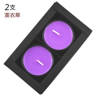 2pcs/lot Aromatherapy Candle Wedding Romantic Scented Candles Party Candles Flameless Wax Candles gift Last about 6hours 3