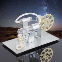 Model Stirling Listrik Mesin