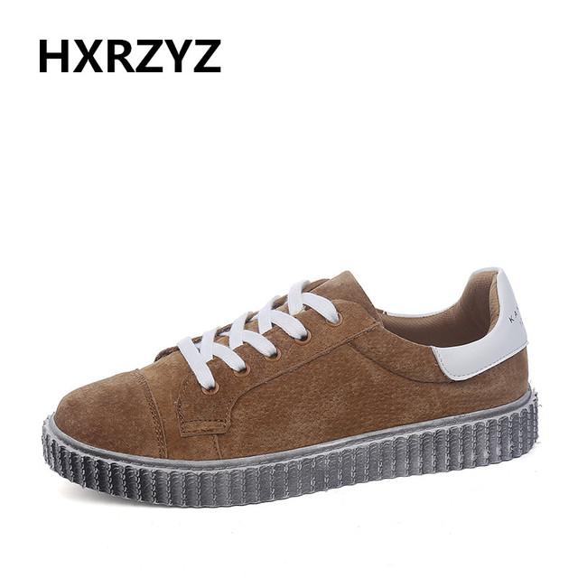 Calzado Casual zapatos con cómodos transpirable mujeres planas de los zapatos de lona simple estilo de la universidad de la hembra Estudiantes Zapatos Mujer