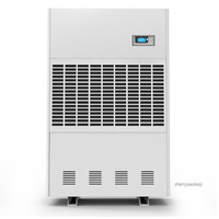20KG/H industrial dehumidifier Multifunction commercial dehumidifier for basement / workshop / laboratory /engine room 380v 1PC
