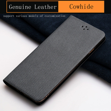Luxury Genuine Leather Flip Case For iPhone 8 X case Business Style Diamond Texture For 6 6S 7 Plus Phone cover business style protective top flip open case cover for iphone 6 4 7 green
