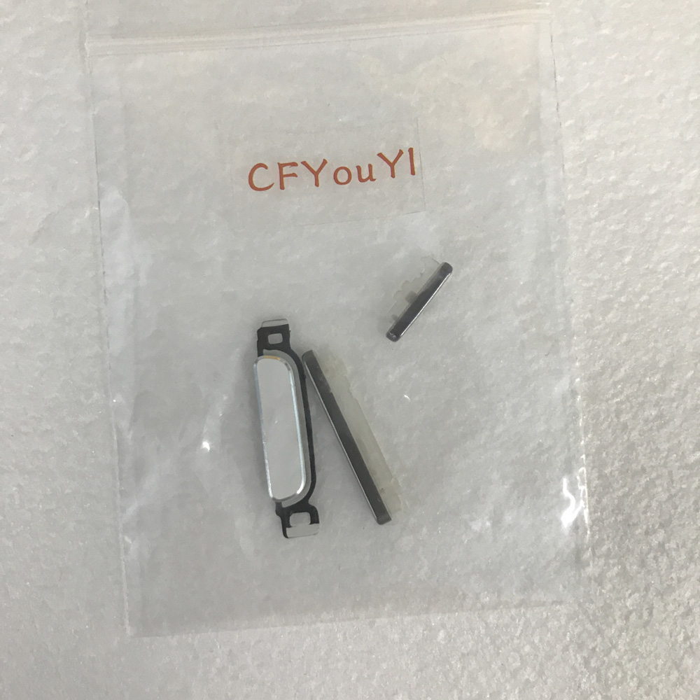 CFYOUYI Keypad I9300 Home Button + Volume Button + Power Button For Samsung Galaxy  S3 I9300 I747 I9305 I535 T999 L710
