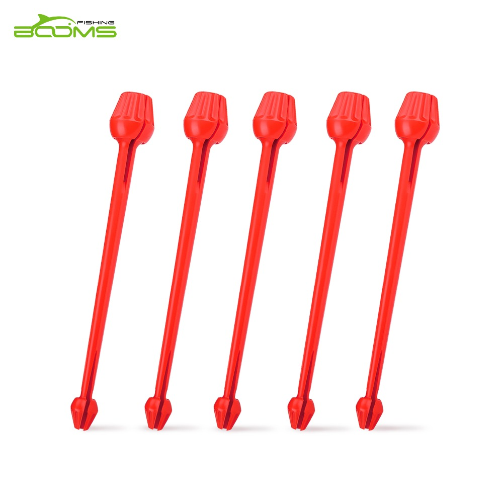 Booms Fishing HD1 Plastic Disgorger Hook Remover Tool 5pcs in Fishing Tools from Sports Entertainment