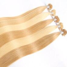 Связанные волосы для салона