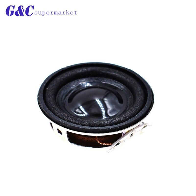 3 watts 4 ohms mini Speaker Small Audio Amplifier FDUS Round speaker 3W 4R