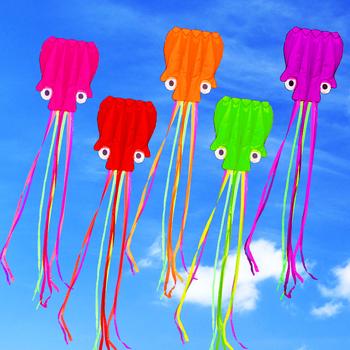 Darmowa wysyłka wysokiej jakości miękkie octopus latawiec z uchwytem linii zabawki na zewnątrz latawiec reel windsock duży latawiec gry jouer tanie i dobre opinie 12-15 lat 5-7 lat 3 lat 8 lat 2-4 lat 6 lat Dorośli 3 lat 8-11 lat Zwierząt NYLON NoEnName_Null so beautiful