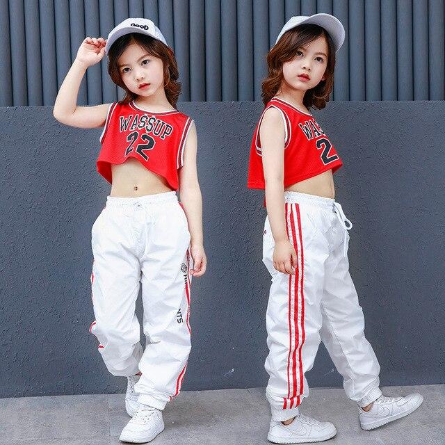 2018 новое поступление одежда для танцев в стиле хип хоп одежда