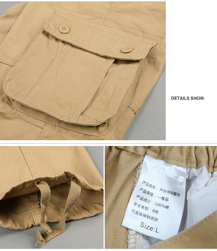 19 Spring Winter Military Pants Men Khaki Cargo trousers Casual Cotton Tactical Pants Men Big Size Army Overol Hombre 12