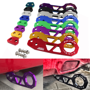 Image 2 - RASTP   JDM Style Racing Rear Tow Hook Aluminum Alloy Rear Tow Hook For Honda Civic RS TH004