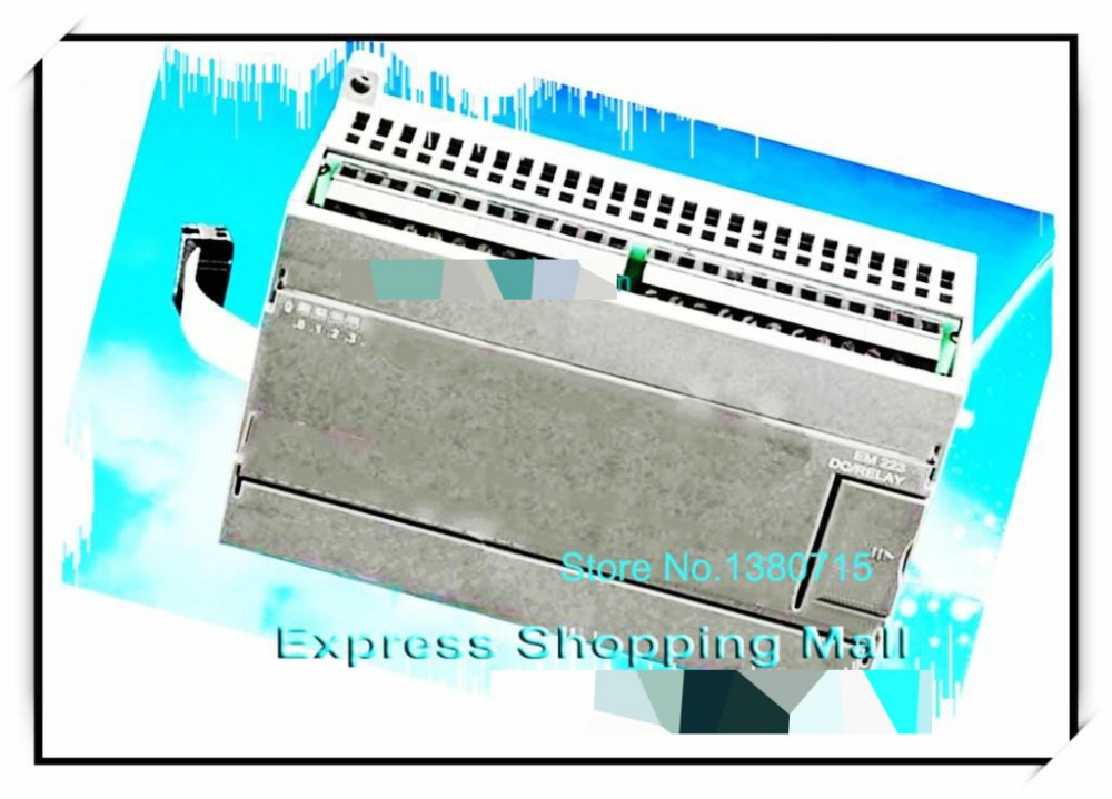 16input 16 relay output PLC switch expansion module EM223R-I16RQ16 fully replace S7-200 6ES7223-1PL22-0XA0 Support host