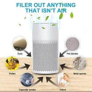 Image 5 - Hot 3 In 1 Mini Luftreiniger Mit Filter Tragbare Ruhig Mini Luftreiniger Persönliche Desktop Ionisator Luft Reiniger, für Zu Hause, Arbeit,